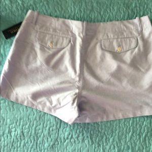 NWT - RALPH LAUREN - Pale Blue Shorts